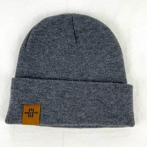 ✨3/$25✨WMCAPS Gray Knit Hat